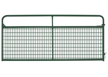 Portable Corrals Corral Panel, Chain Latch, 12 Ft