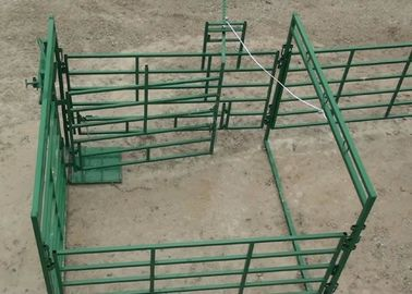 6 Bars Cattle Horse Corral Panels