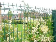 3D WIRE MESH FENCE PANELS, SOFT PVC COATED RAL 6005 MADE IN CHINA supplier