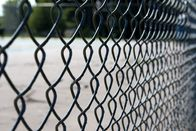 3600mm height chain wire fence 2.76mm diameter hot dipped galvanized 275gram/SQM supplier