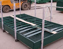 Canada Temporary Fencing Made In China ,high Quality Q235 Steel supplier