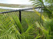 green plastic fence, chain link fence mesh, cyclone wire mesh