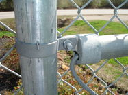 chain link fence for the park and tree ,Hot Sale Chain Link Fence for Playground Park / Forest Protecting supplier
