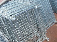 Warehouse Storage Pallet Cage Stackable Wire Mesh Metal Container supplier