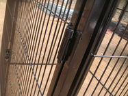 dog kennel, cheap chain link dog kennels,Chain Link Portable Yard Kennel