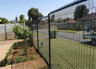 Durable 358 ClearVu anti climb fence supplier