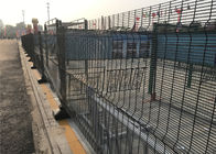 china wholesale ClearVu security fence spikes / Powder Coated security fence with spikes supplier