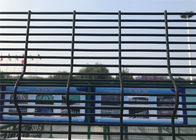 358 mesh security fencing anti climb fence supplier