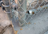 6ft Chain Link Fence Panels/Galvanized Chain Link Wire Mesh supplier