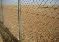 65mm x65mm x 4.00mm chain wire fence supplier