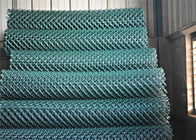 Wire Mesh Fence/Wire Fencing /PVC Coated Chain Link Fence supplier