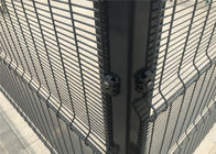 Heavy Duty 358 Mesh Panels Made In China ,High Securty ,Anti Cut Mesh ,Anti Climb ,High Security Mesh ,visible Wall supplier
