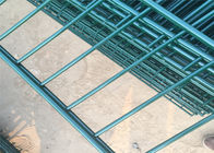 1.8m High 868 Twin Wire Mesh Fencing, Available in 1630mm, 2000mm ,2230mm,2430mm Height supplier