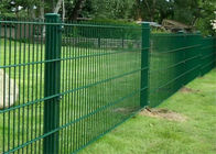 China Twin Wire Mesh Fence factory
