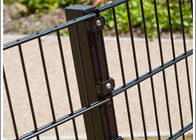 656 Twin Wire Fence Manufacturer,Powder Coated RAL 6005 Fence Manufacturer