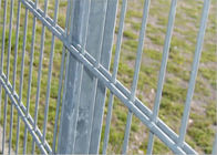 2030mm x 2500mm twin wire fencing height also available 1800mm ,1600mm .1400mm and 2400mm etc ,Hot Dipped Galvanized supplier
