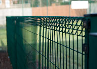 hot dipped galvanized fence panels, galvanized low price brc fence supplier