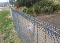 High performance galvanized brc weld mesh panel fence supplier