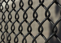 Metallic coatings for Galvanized Chain Link Fence Fabrics