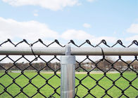 PVC Coated Chain Link Fence Manufacturers China ,Top Fence Supplied supplier