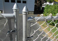 Galvanized Chain Link Fence / Lowes Chain Link Fences Prices / Used Chain Link Fence for Sale(ISO9001;Manufacturer supplier
