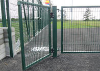 PVC Coated Wire Mesh Fence Panels 2030mm x 2500mm supplier