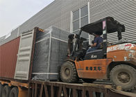 Australia Melbourne Standard Temporary Fencing Panels2.1mx2.4m Mesh 60mm*150mmd Dia 3.80mm