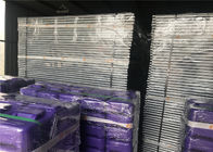 Temporary Fencing Panels for Frementle Market AS4687-2007 NZS3750.15 Standard 2.1mx2.4m supplier