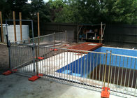 AS 1926.1-2012 Swimming Pool Temporary Pool Fence Panels1.2m x 2.3m Panels Size