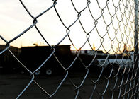 6 X12 New Cyclone Chain Link Temporary Fence Panels Mesh