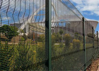 ClearVu Fencing /358 Security Fencing Panels Mesh 12.70mm x 76.2mm Diameter 4.00mm HDG powder coated supplier