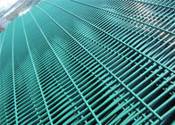 358 wire fencing panels 2007 x 2515mm mesh 12.70mm x 76.20mm diameter 4.00mm powder coated supplier