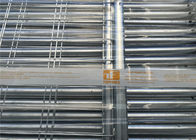 Construction Temporary Fencing Panels OD 40mm x 1.2mm for SYDNEY market 42 microns hdg