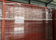 polypropylene Temporary Fencing Base 560x245x130mm Available Customized Any Size of Hole 32mm 42mm 43mm 38mm 10 Year UV