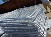 US standard Hot Dipped Galvanized Cattle Farm Fence / Used Corral Panels / Farm Gate Fence
