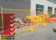 AS4687-2007 Temporary Fencing Panels OD 32mm x 1.40mm mesh 60mm*150mm*3.00mm supplier