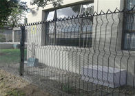 Galvanized South Africa 358 Anti Climb Clearvu Mesh Fence supplier