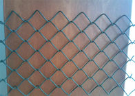 Chain Link Fabric With End Post and Brace US standard Hot Dipped Galvanized 366gram/SQM, supplier