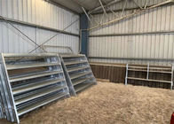 18 Horse Panel Cattle Yard HEAVY Duty Outdoor Animal Enclosure with Gate; supplier