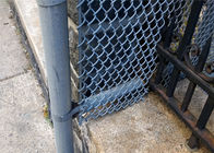 8 ft chain link fence rolls*heavy gauge chain link fence supplier