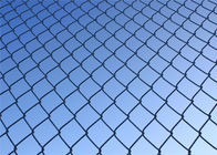 8 foot galvanised residential chain link fence supplier