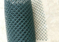 heavy duty chain link fencing/9 gauge chain link fence fabric/black vinyl chain link fence supplier