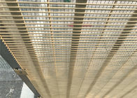 Serried Horizontal Wire 358 Security Mesh Fence supplier