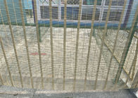 2997 × 2400mm 358 prison fencing panels supplier