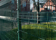 High-quality barbed wire mesh 358 fences/safety airport fence / 358 anti-climb fence supplier