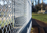 6ft Brown Plastic Chain Link Fence supplier