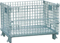 collapsible wire mesh containers supplier
