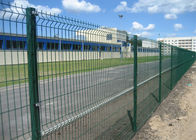 50mm*100mm PVC coated Wire Mesh Fence Panels supplier