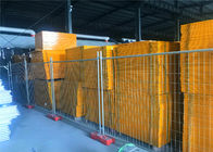 Pre - Galvanized Tube And Mesh Panel Portable Temporary Fence Panel For Cheapest Optional supplier