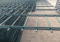 Powder Coated Welded Wire Mesh Security Fence supplier